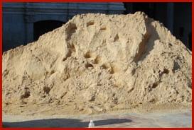 precio de arena para construccion