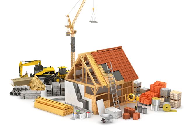 Características de materiales para construir