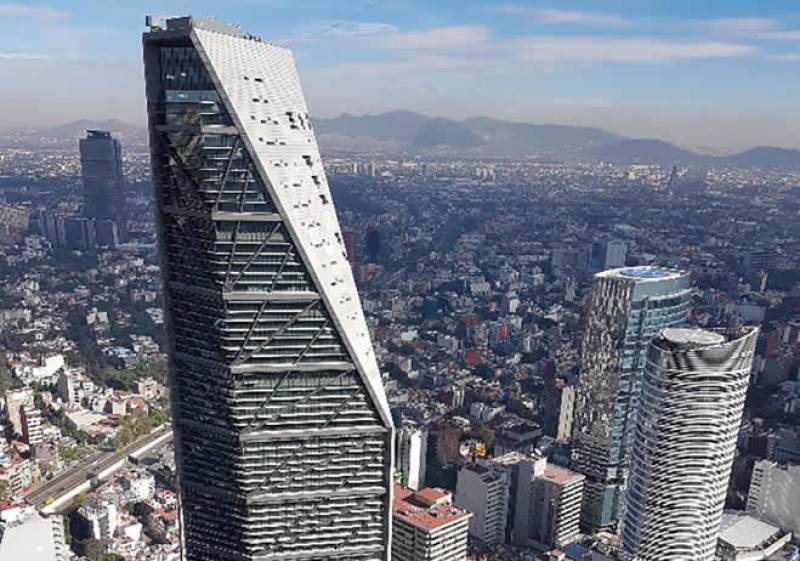 Torre Reforma mejor rascacielos