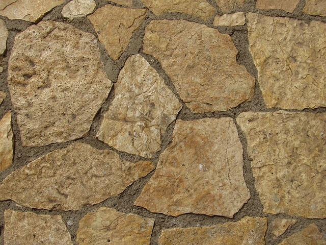 como hacer suelo piedra