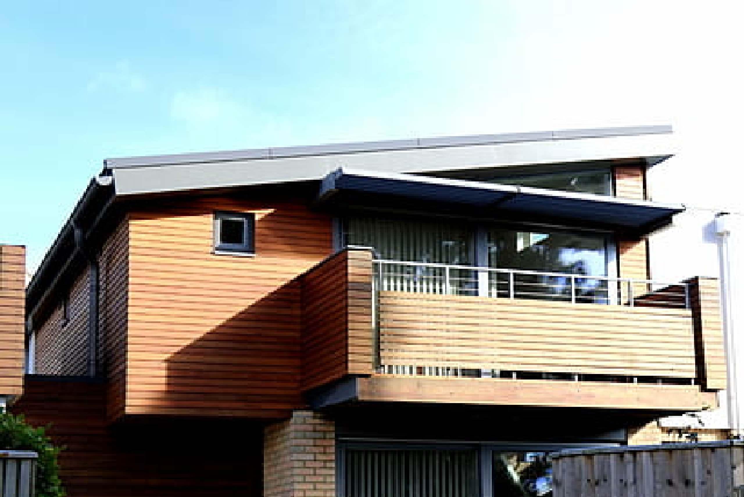 Como hacer terraza de madera
