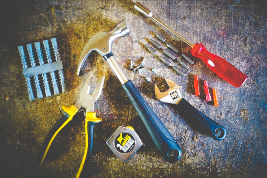 herramientas basicas para hogar